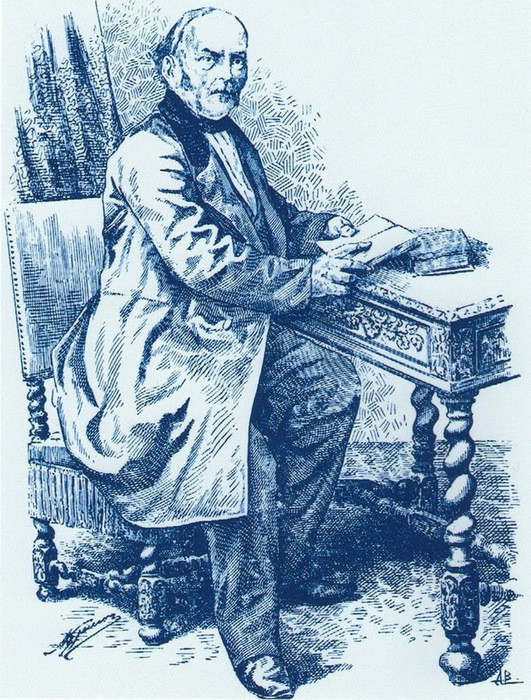 Allan Kardec na escrivaninha (531x700, 222Kb)