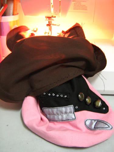 Фото мк по шитью сумки-гитары!