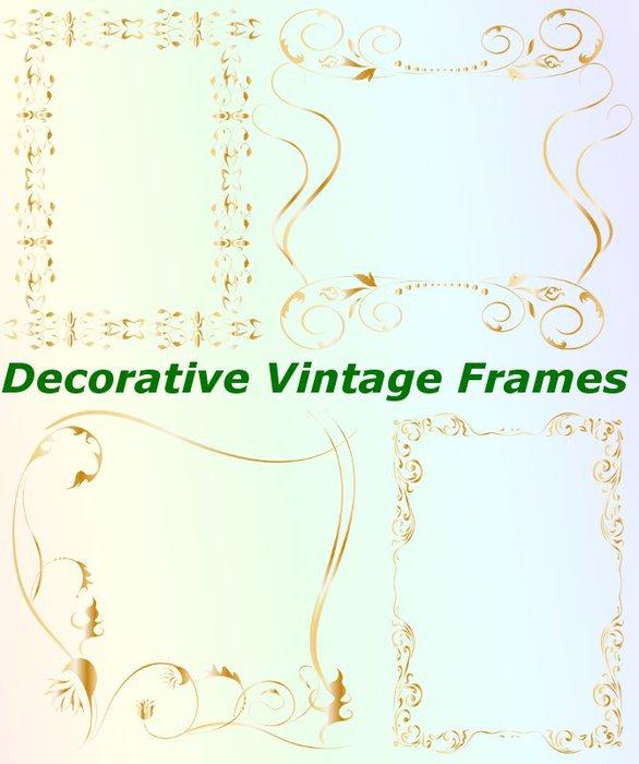 3291761_01Decorative_Vintage_Frames (586x700, 54Kb)