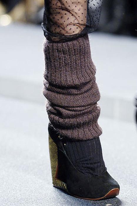 Немного об обуви или с чем носить ботинки и ботильоны. .  Женская обувь должна соответствовать одежде...