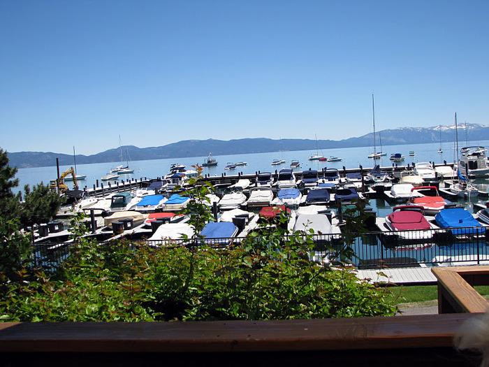 Озеро Тахо – курортный рай Америки 27712