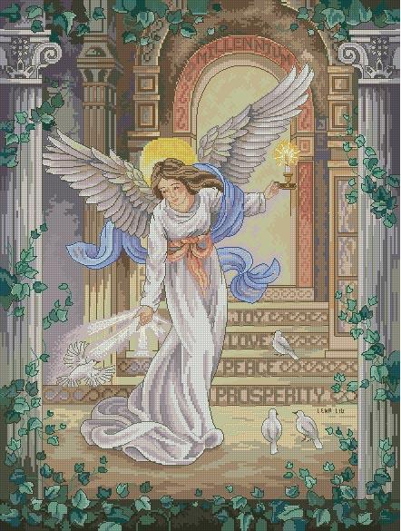 ангел тысячелетия (442x585, 134Kb)