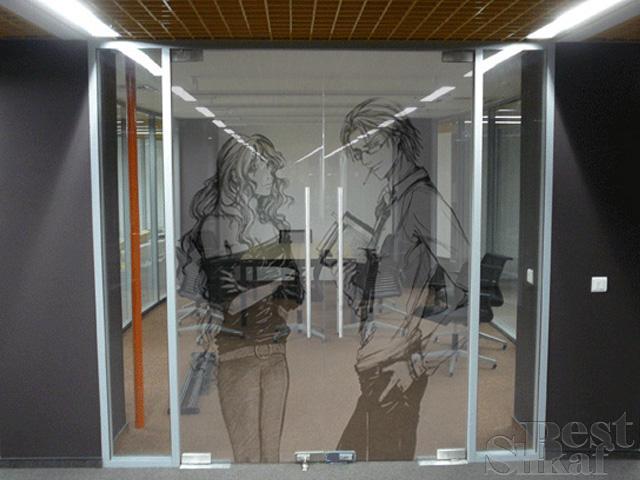 Красивые рисунки на шкафах купе - лазерная гравировка 7 (640x480, 41Kb)