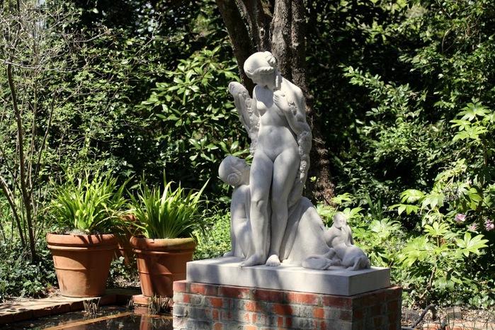 """Сады Брукгрин - Brookgreen: """"Релаксация в красивой обстановке"""" 28580"""