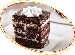 торт ночка с смородиной рецепт с фото