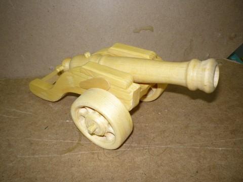 Маленькая пушка своими руками