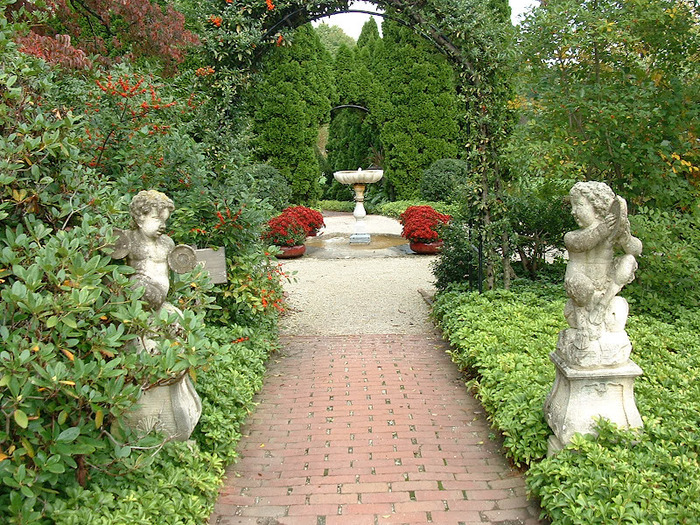 Ladew Topiary Gardens 10781