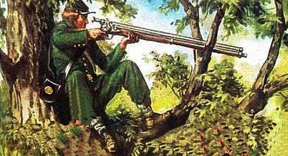 01 снайпер на дереве (588x320, 75Kb)