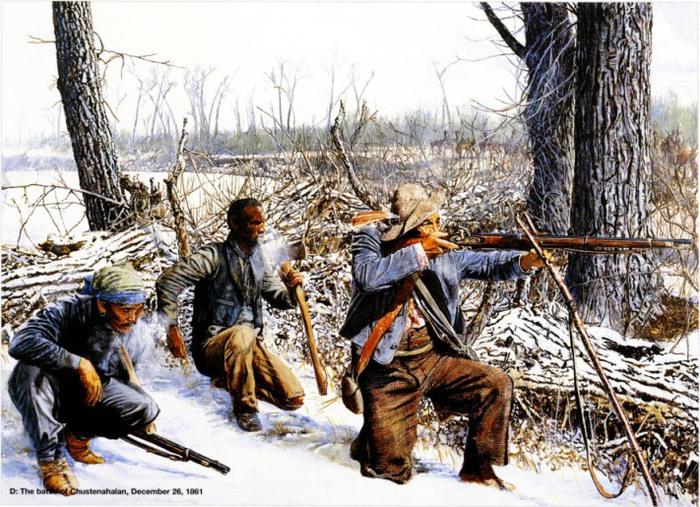 09 южане снайперы (700x507, 160Kb)