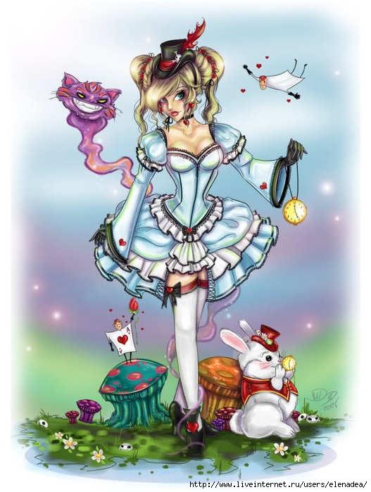 Алиса (527x700, 181Kb)
