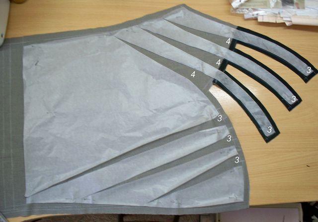 Курсы Основы кройки и шитья Брюки в галереях: выкройка брюк саруэл.