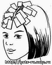 Мелирование волос в домашних условиях.