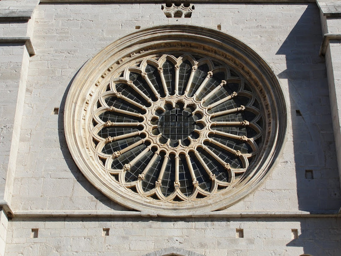 Бенедиктинское аббатство Фосанова :Fossanova 77616