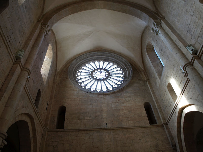 Бенедиктинское аббатство Фосанова :Fossanova 24297