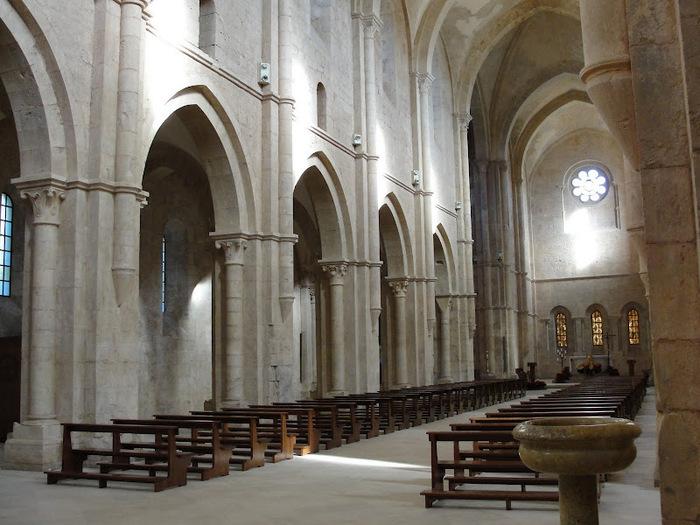 Бенедиктинское аббатство Фосанова :Fossanova 47588