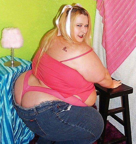 Тётки с толстым задом 23 фотография