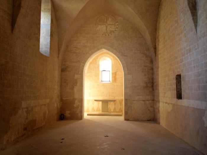 Бенедиктинское аббатство Фосанова :Fossanova 94917