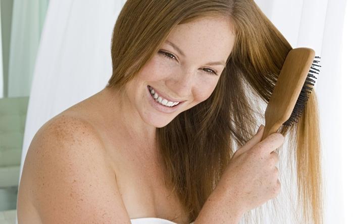 Thick hair estrogen