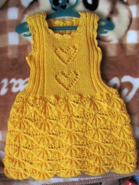Узоры для платья: