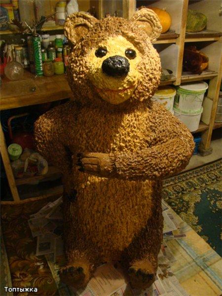 Медведи поделки своими руками