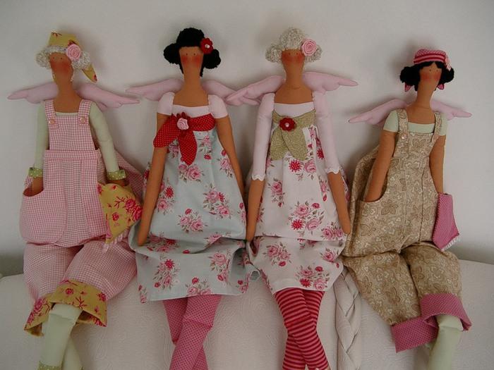 Куклы своими руками хильда