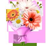 Герберы роз. ромашки (150x150, 30Kb)
