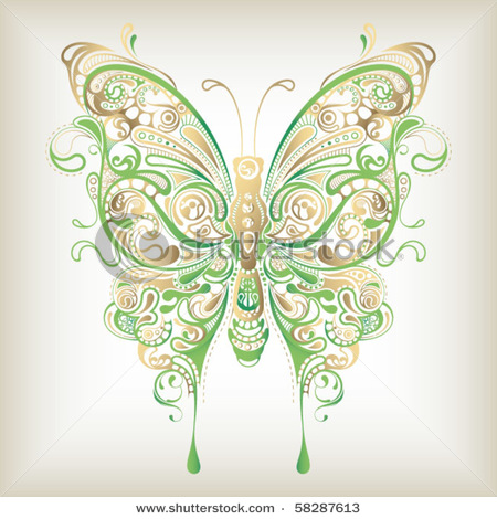 stock-vector-abstract-butterfly-58287613 (450x470, 87Kb)