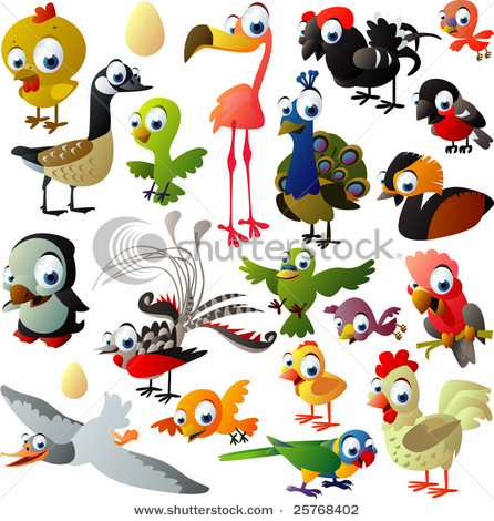 stock-vector-extra-big-set-of-birds-25768402 (446x470, 113Kb)