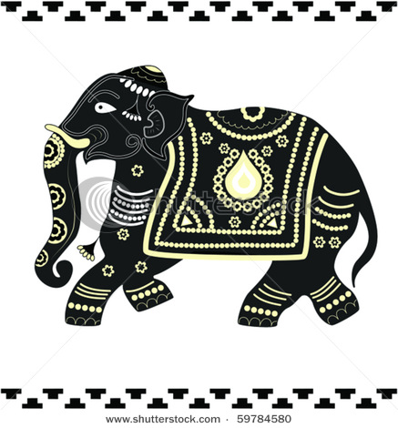 stock-vector-festive-indian-elephant-59784580 (437x470, 69Kb)