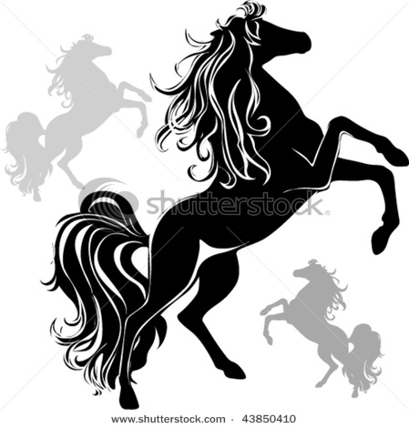 stock-vector-horse-vector-silhuette-43850410 (449x470, 47Kb)