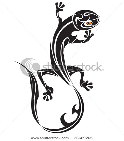 stock-vector-vector-lizard-tattoo-36669265 (413x470, 35Kb)