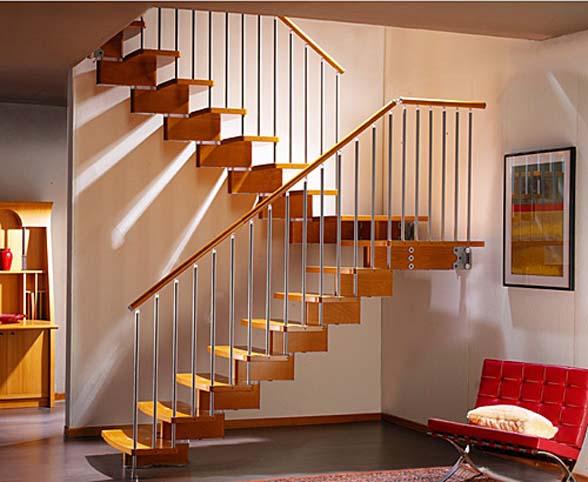Какую лестницу выбрать для частного дома и как ее потом сделать своими руками!