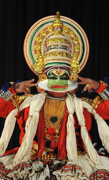 Фестиваль Суриа танца в Хайдарабаде (Soorya Dance festival in Hyderabad), 16 февраля 2012 года.
