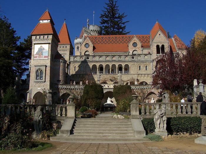 Замок Бори- Замок вечной любви (Bory var, Szekesfehervar) 13406