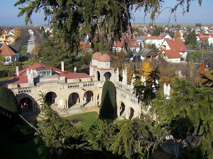 Замок Бори- Замок вечной любви (Bory var, Szekesfehervar) 43387