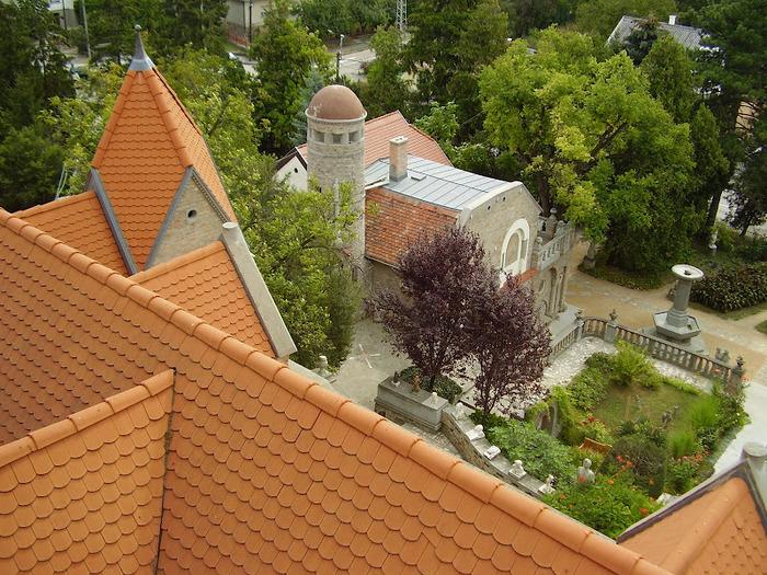 Замок Бори- Замок вечной любви (Bory var, Szekesfehervar) 87997