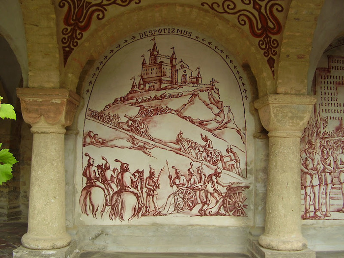 Замок Бори- Замок вечной любви (Bory var, Szekesfehervar) 22330