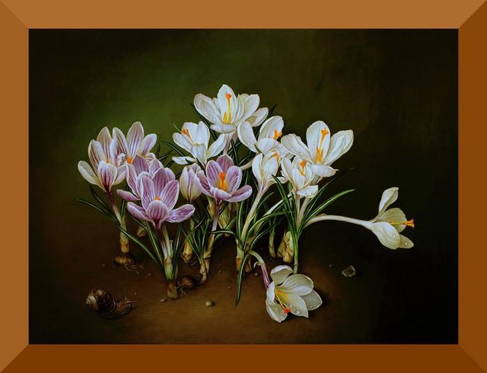 82266767_large_PURPLE_AND_WHITE_CROCUS_PLANTS_33x46_cms_Oil_on_canvas_1997 (700x536, 69Kb)