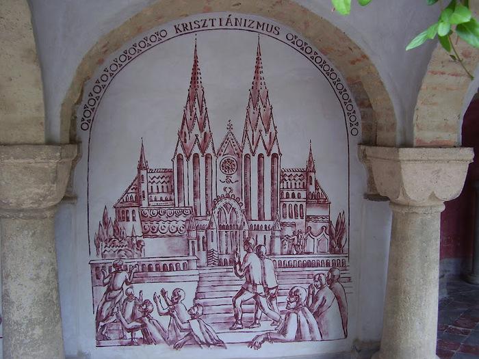 Замок Бори- Замок вечной любви (Bory var, Szekesfehervar) 86415