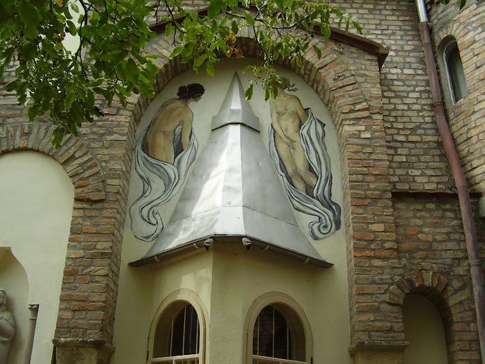 Замок Бори- Замок вечной любви (Bory var, Szekesfehervar) 66596