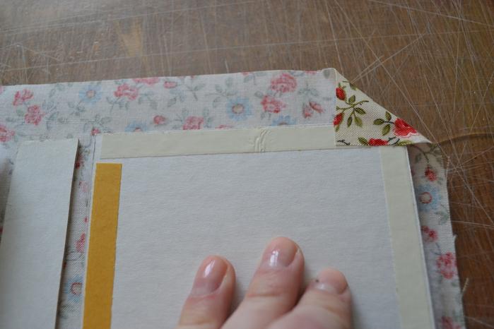Как сделать обложку для блокнота из