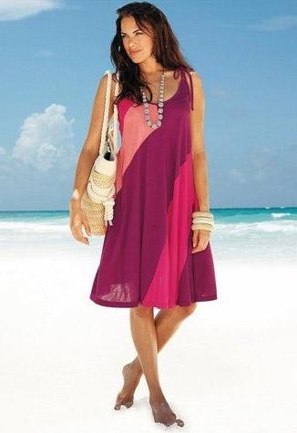 платья короткие в греческом стиле