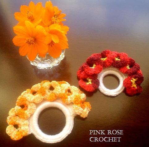 Prendedor de Guardanapos - Croche - PRose Crochet (482x475, 35Kb)