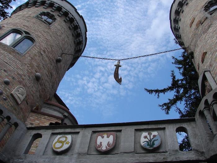 Замок Бори- Замок вечной любви (Bory var, Szekesfehervar) 69282