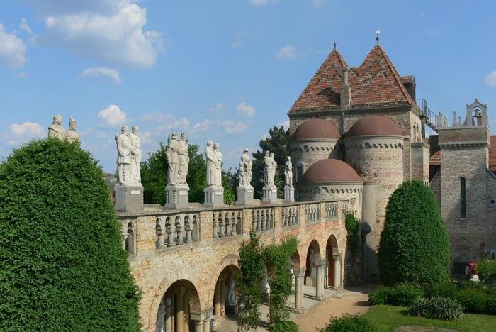 Замок Бори- Замок вечной любви (Bory var, Szekesfehervar) 82347