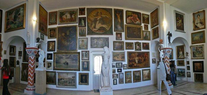 Замок Бори- Замок вечной любви (Bory var, Szekesfehervar) 77768