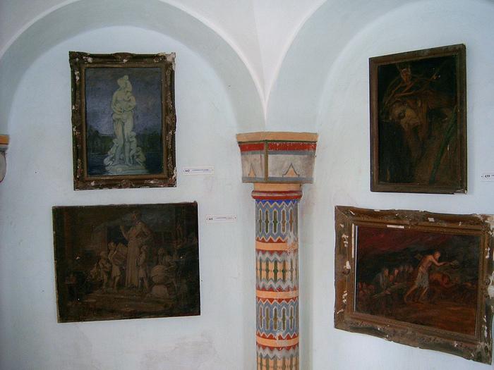 Замок Бори- Замок вечной любви (Bory var, Szekesfehervar) 25302