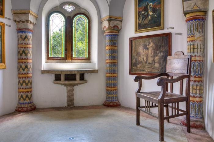 Замок Бори- Замок вечной любви (Bory var, Szekesfehervar) 40310