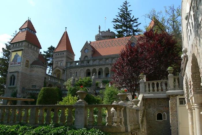 Замок Бори- Замок вечной любви (Bory var, Szekesfehervar) 41511