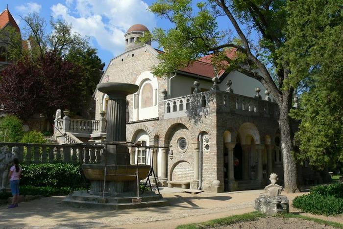 Замок Бори- Замок вечной любви (Bory var, Szekesfehervar) 70550
